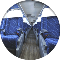 Bus services - Seat class